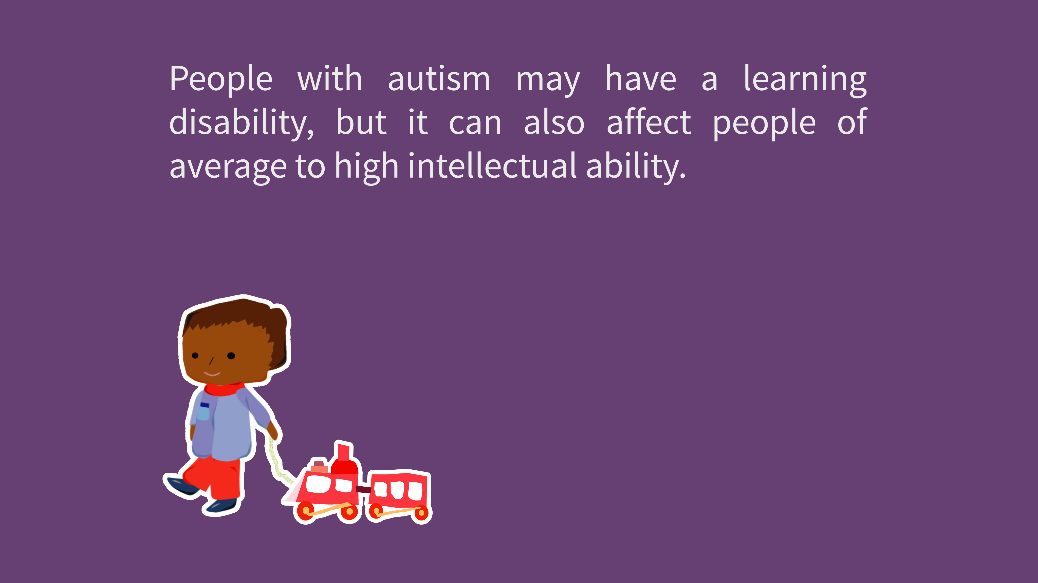 What is Autism – Kate Burton